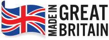 made in gb badge